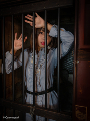 beauty in the jail1