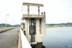 加古川大堰 開閉機構