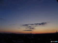 「不穏な雲」別のカメラで