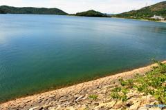 平荘湖9月