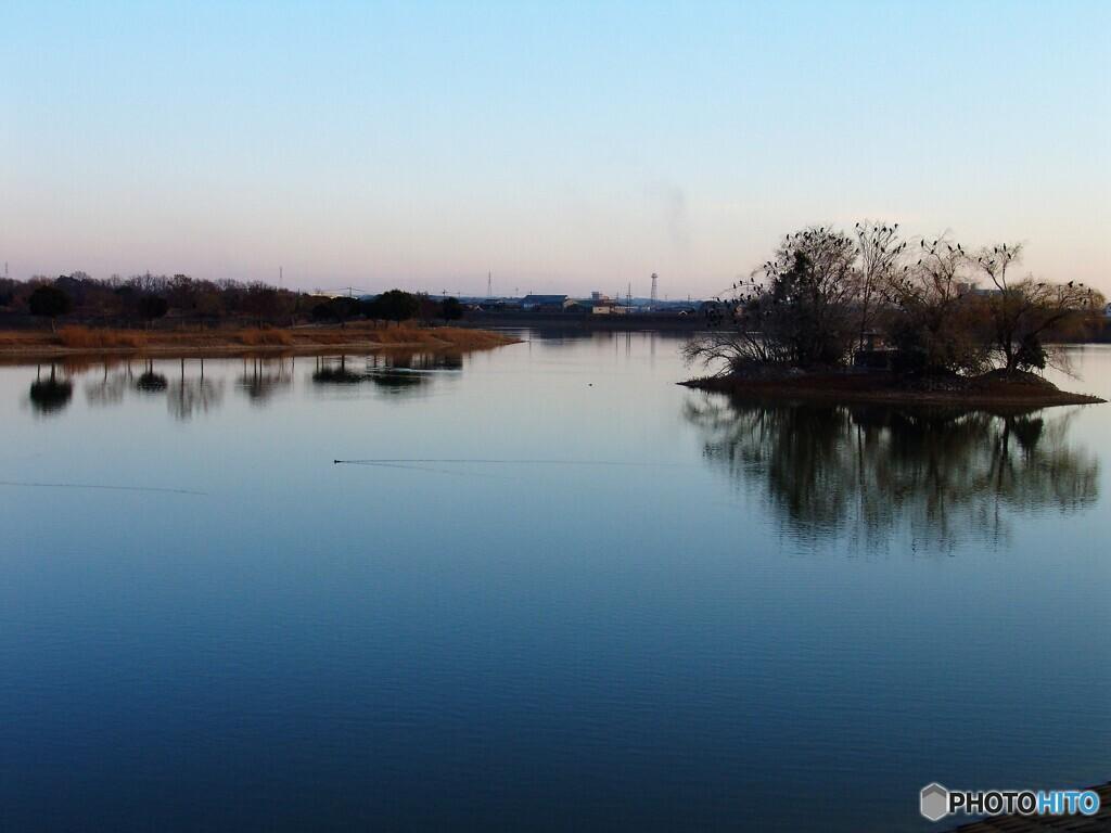 加古大池8