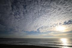 早朝の平磯