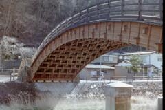奈良井宿 木曽のかけはし?