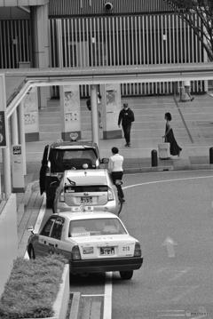 へい、タクシー