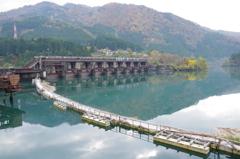 静寂のダム