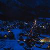 静かな冬の夜
