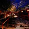 冬の貴船神社