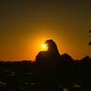 男鹿半島 ゴジラ岩①