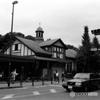 解体直前の旧原宿駅舎