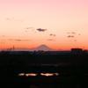 富士山 風景