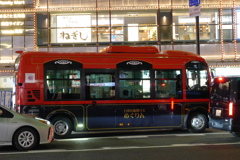 上野をさんぽ5 台東区循環バス