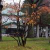 晩秋の永山別邸