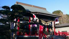 常盤平 熊野神社