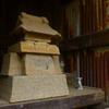 寺 石像2