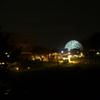 夜景 海浜公園 ドーム