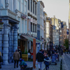 Brussels Streetscape