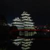 松本城ライトアップ