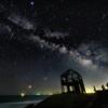 こと座流星群(極大前夜)