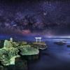神磯の銀河 24mm