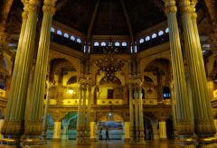 Maharajan palace in Mysore 1