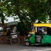 Rickshaw and Auto rickshaw