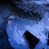 凍る川 7