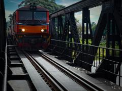 世界の鉄橋から