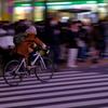 今日は渋谷で5時50分