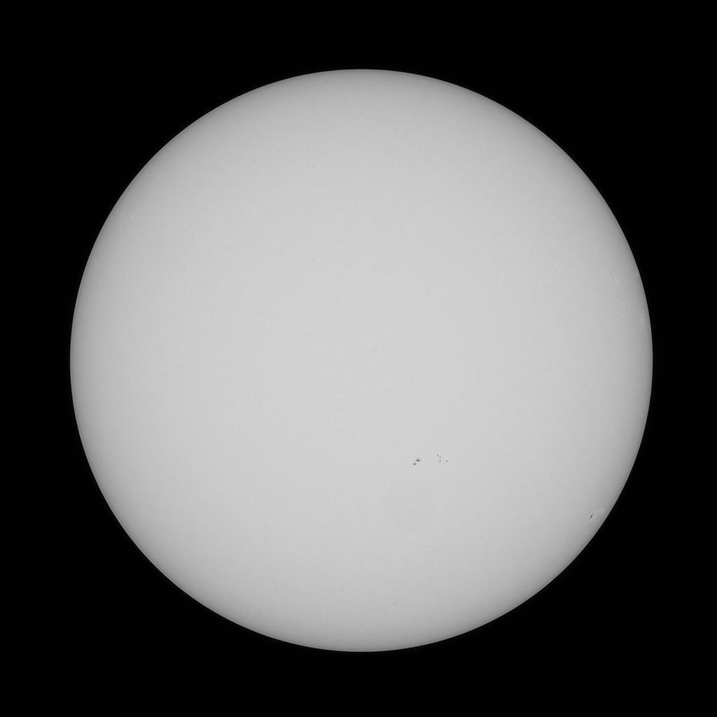 太陽 6月8日