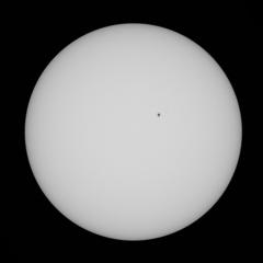 太陽 10月11日