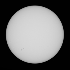 太陽 10月26日