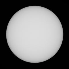 太陽 10月18日