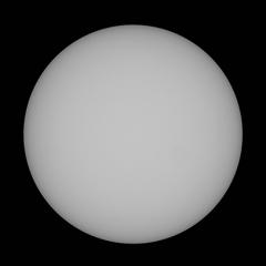 太陽 4月12日
