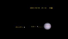 木星 10月18日