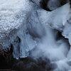 真冬の温川