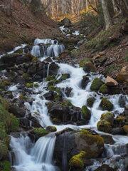 強清水の滝 Ⅱ