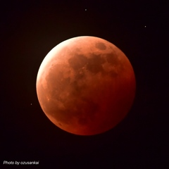 2021.5.26 スーパームーン皆既月食