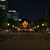東京駅と男たち