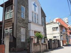 教会と銭湯