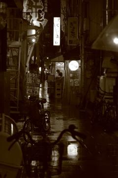 雨音の誘惑