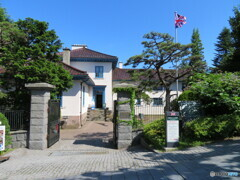 函館旧イギリス領事館