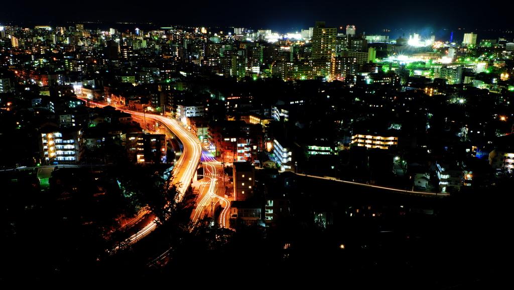 鹿児島夜景.1