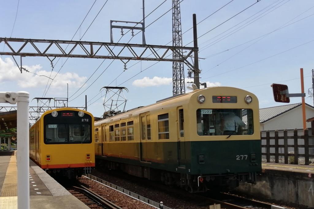 レトロなローカル線1