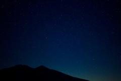 八ヶ岳の夜