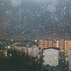 突然の豪雨