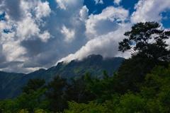 Mt.Tanigawa1 at 10,Aug 2018