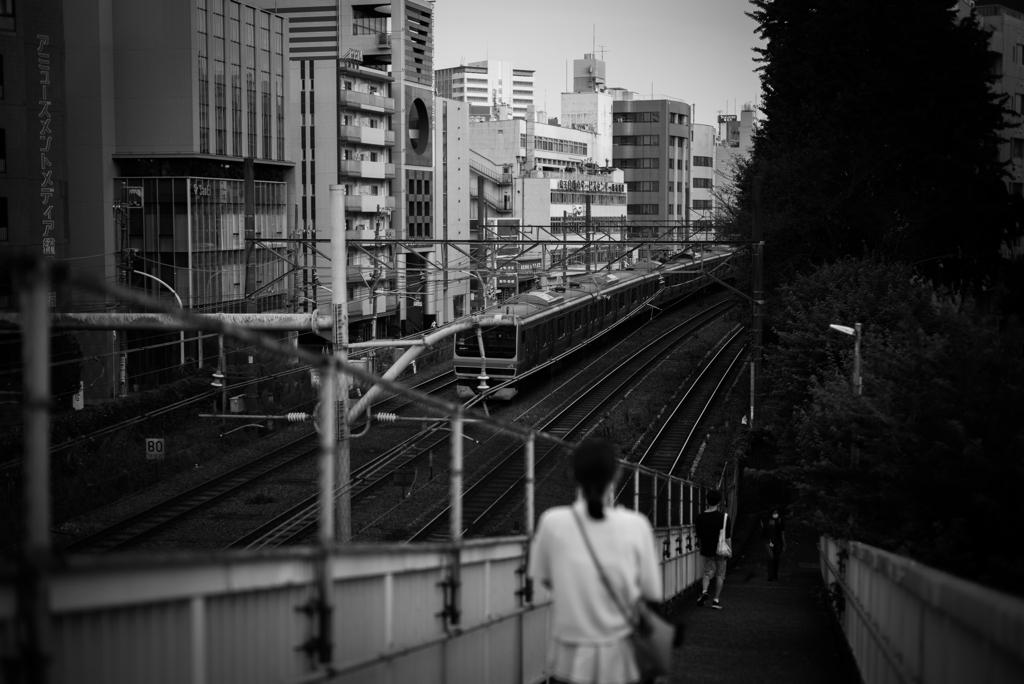 恵比寿→渋谷