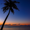 Sunset in Tumon Bay