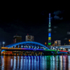 駒形橋×東京スカイツリー×オリンピック
