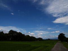 梅雨明け空1